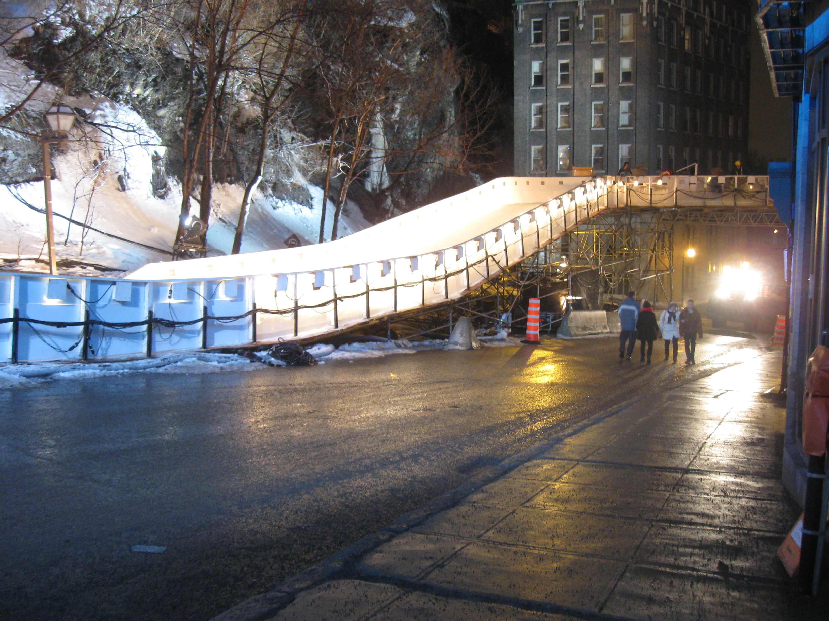 Red Bull Crashed Ice – Quebec City